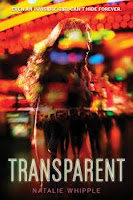 book cover of Transparent by Natalie Whipple