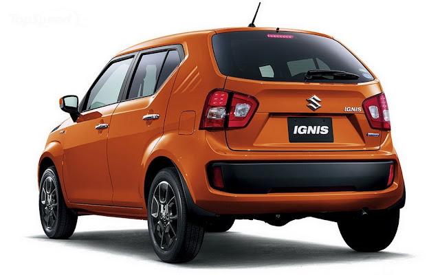 2016 Suzuki Ignis Concept