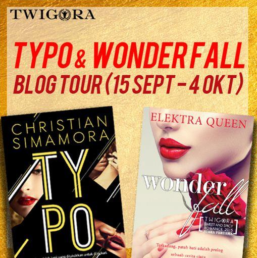 Blog Tour Wonder Fall