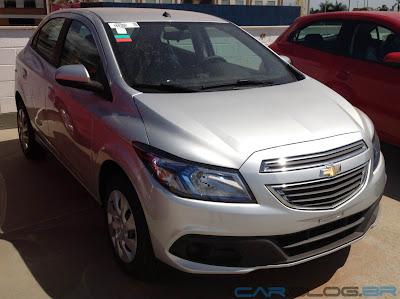 Chevrolet Onix LT 1.4 x Hyundai HB20 x Gol Trend 1.6