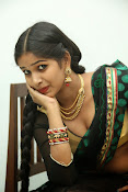 Myna hot half saree photos-thumbnail-3