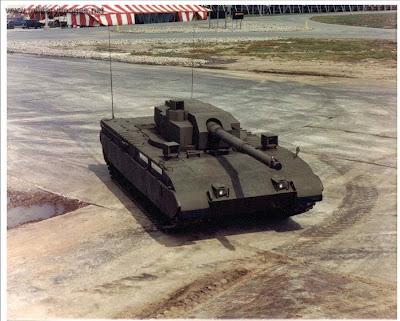 A inspiração russa para o MBT Armata