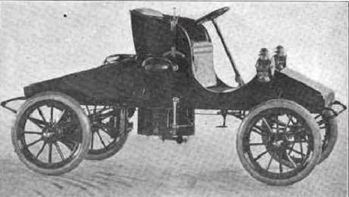 RUNABOUT - 1902