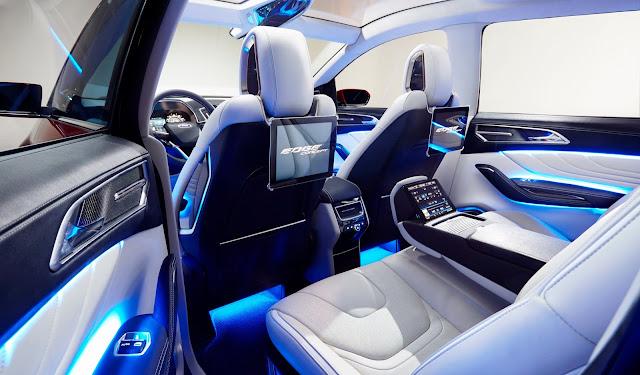 2017 Ford Edge concept