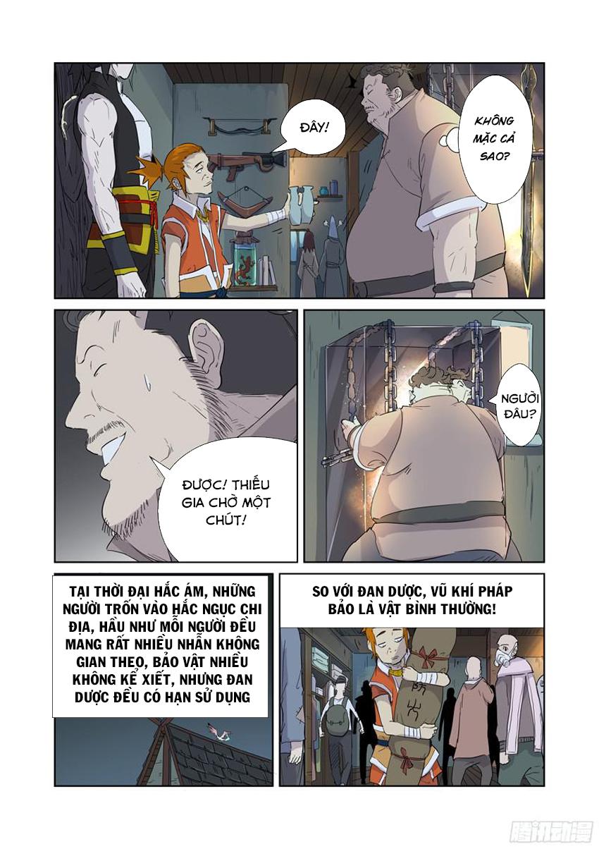 Tales of Demons and Gods chap 165.5 Trang 2 - Mangak.info