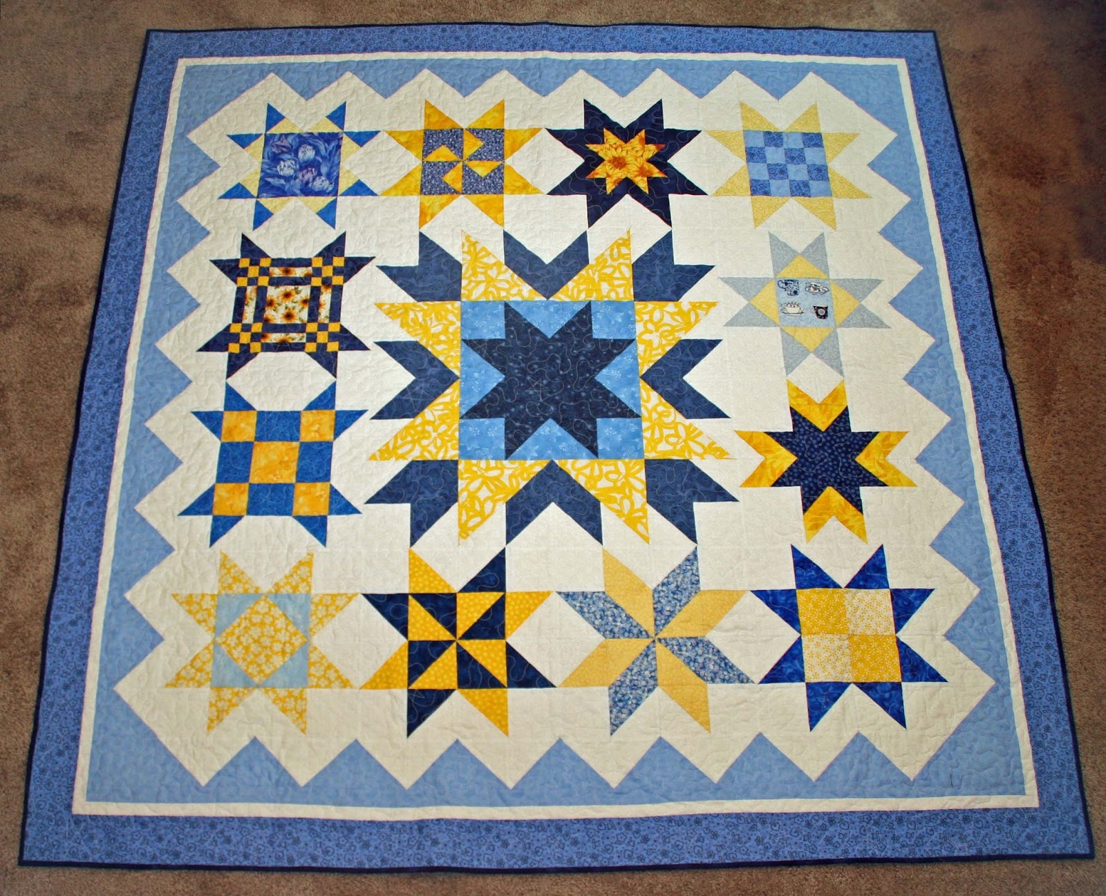 life in pieces an online quilt trunk show