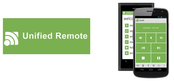 Unified App Android Windows Phone A Remote Control For Your PC