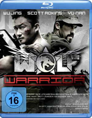 Filme Poster Wolf Warrior BRRip XviD & RMVB Legendado