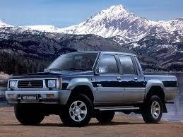 THE ULTIMATE CAR GUIDE: Car Profiles - Mitsubishi L200 (1993-1998)