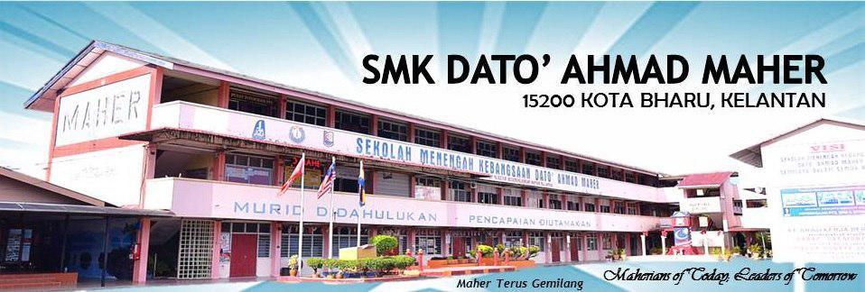 SMK DATO AHMAD MAHER