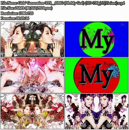 Download MV Girls' Generation-TTS (소녀시대-태티서 / TaeTiSeo) - OMG (Oh My God) (HD 720p)