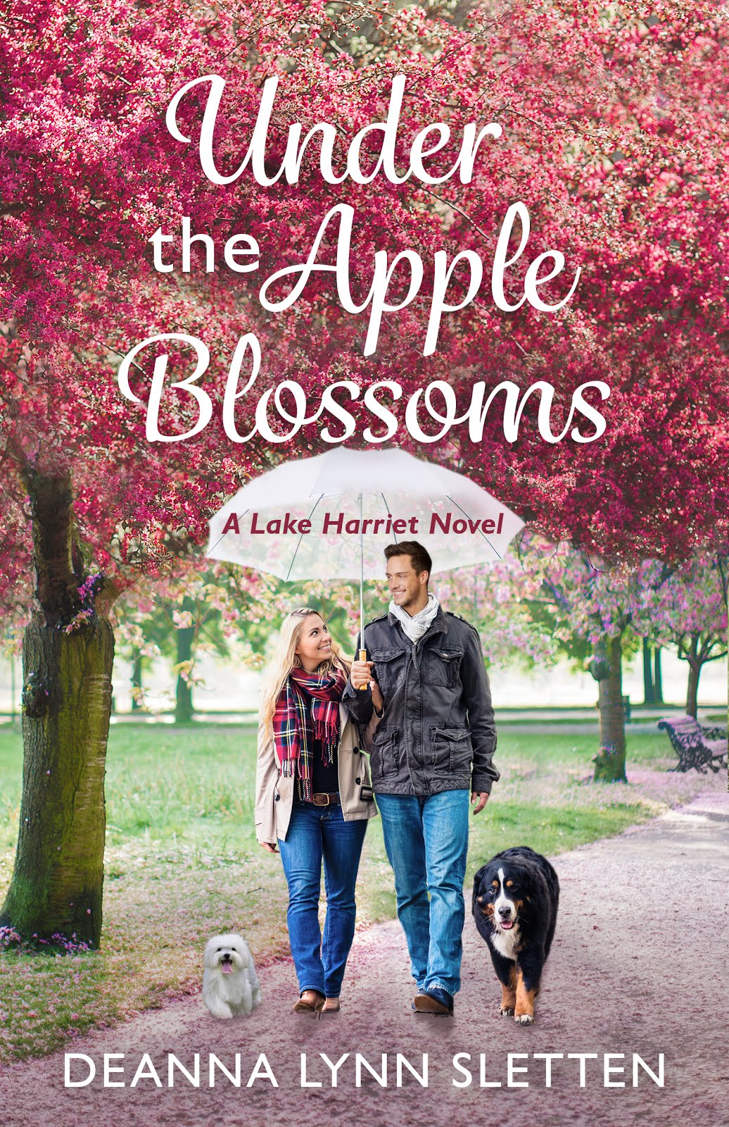New Release! ~ Under the Apple Blossoms