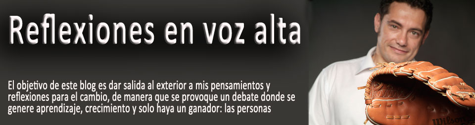 Reflexiones en voz alta