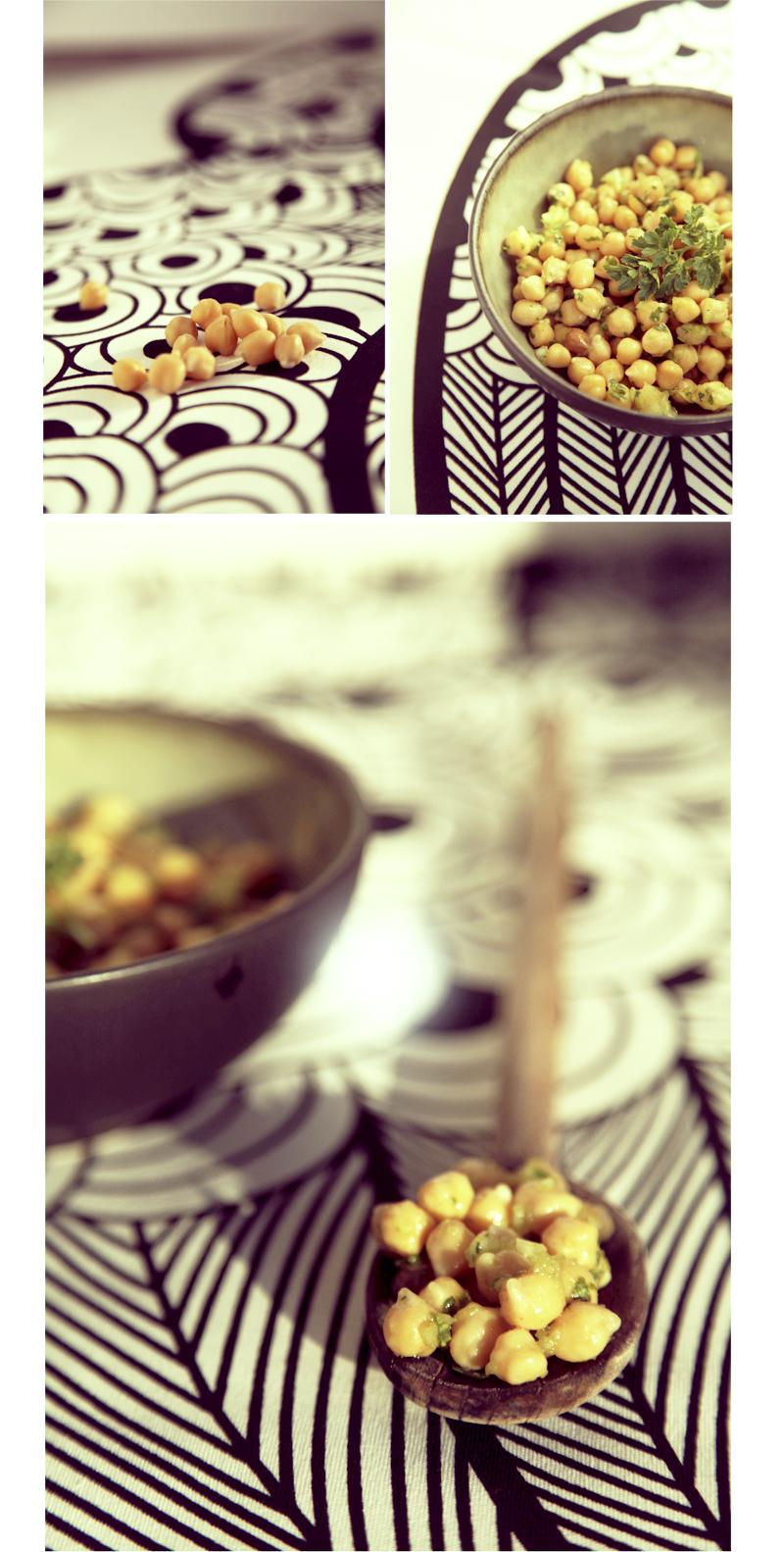 pois chiches curry cumin coriandre