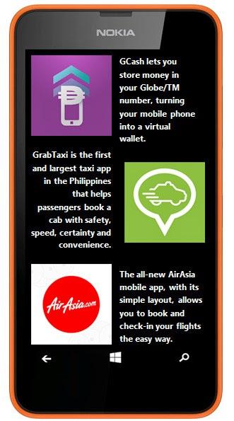 Nokia Lumia 630 Apps, Nokia Lumia 630 Philippines