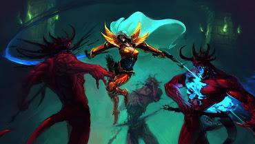 #1 Diablo Wallpaper