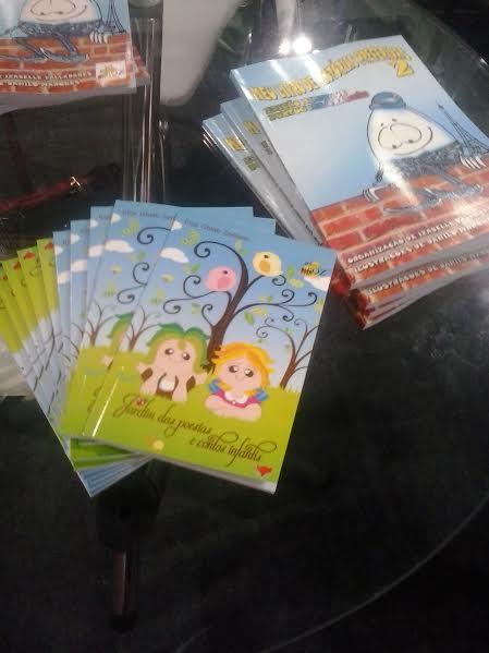 2° livro-solo e 10ª participação em antologias Editora Literarte