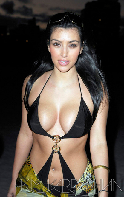 "Kim Kardashian - Top Ladies ""Celebrity News"""