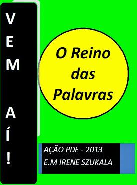 AÇÃO PDE - 2013
