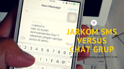 jarkom, sms, chating, group, chatgrup