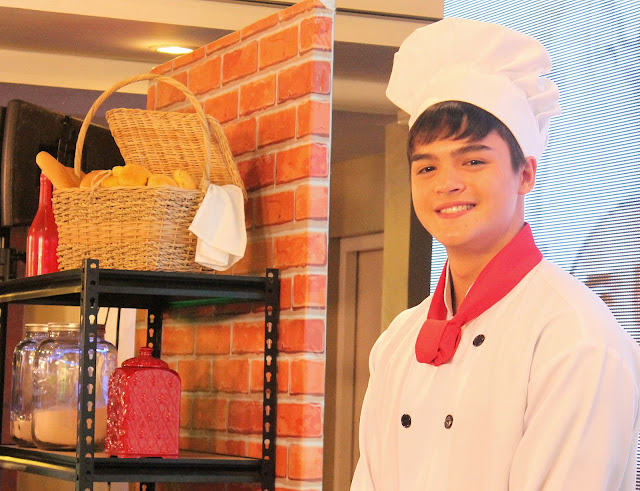 Mark Neumann is the The Baker King on TV5