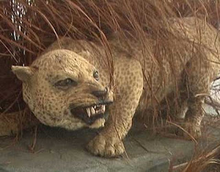 harimau zanzibar