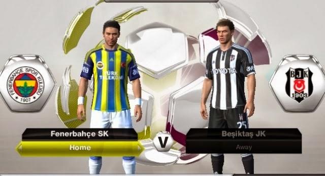Fifa 14 Spor Toto Süper Lig Yaması