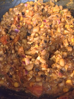 Chawli Curry, black eyed peas,legumes,Alasande Kaalu