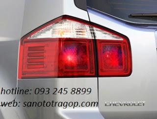 trả góp xe ô tô xe chevrolet orlando LTZ 2012