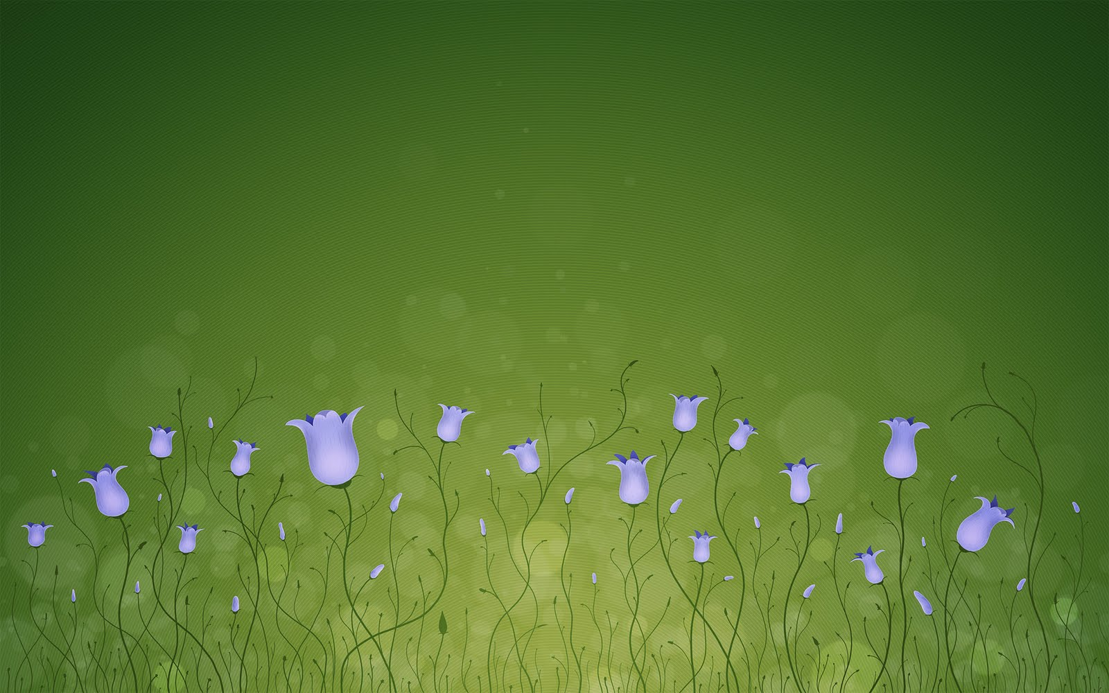 Imagem de Fundo - Flores estilizadas | Imagens de Fundo
