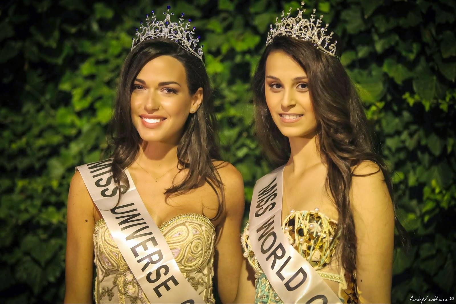 Miss Universe Greece 2014 Ismini Dafopoulou