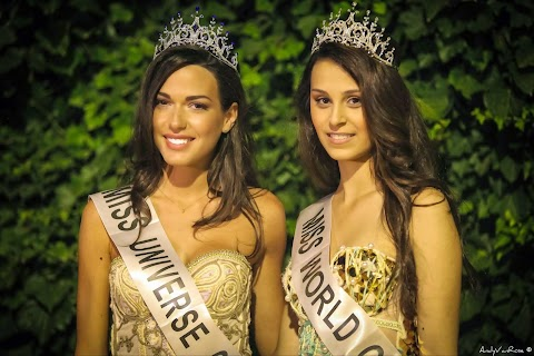 Miss Universe Greece 2014 & Miss World Greece 2014
