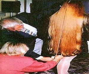 Rambut terpanjang didunia