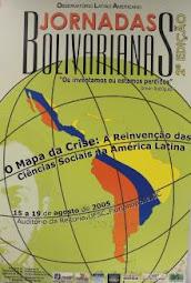 Jornadas Bolivarianas - 2a. Edição
