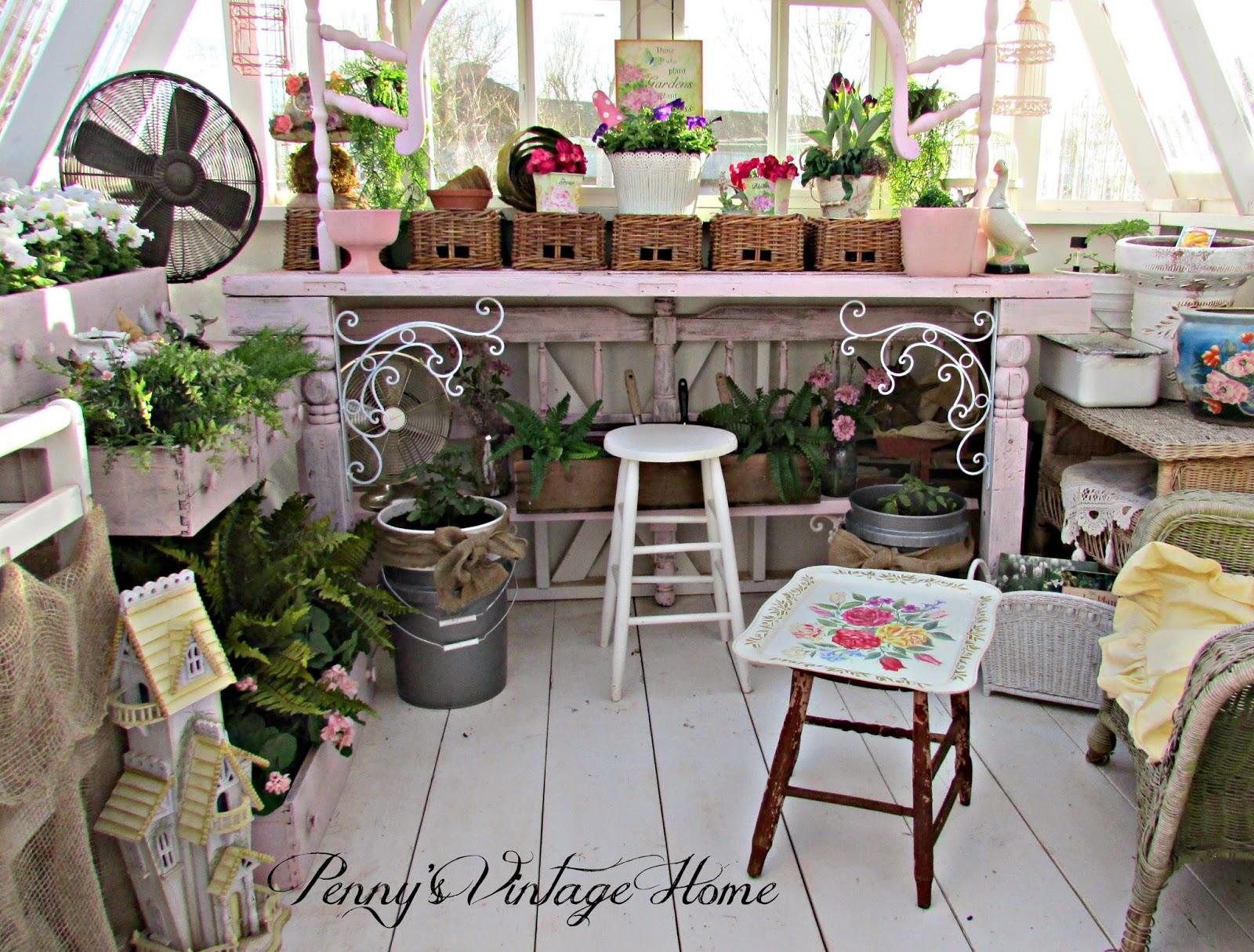 Trash To Treasure @ Penny's Vintage Home