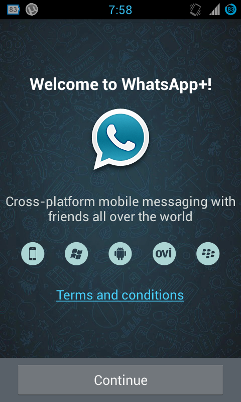 whatsapp plus android