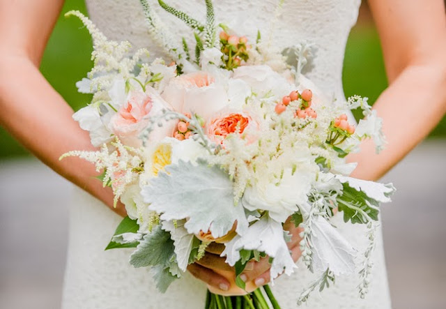B&B Ranch wedding bouquet flowers Cooperstown