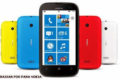 Baixar Pou para Nokia onde encontrar