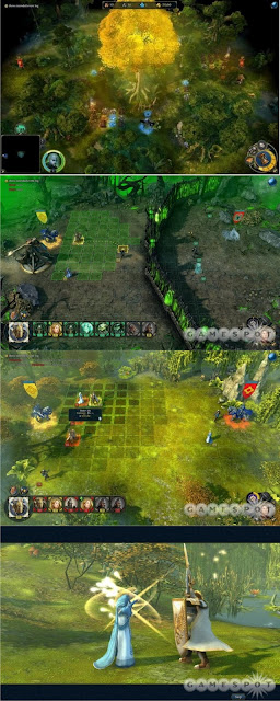 Might and Magic Heroes VI Gold Edition screen