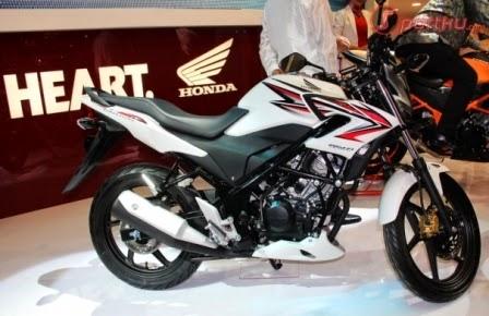 Spesifikasi New Honda CB150R Streetfire, Harga Motor Honda Terbaru