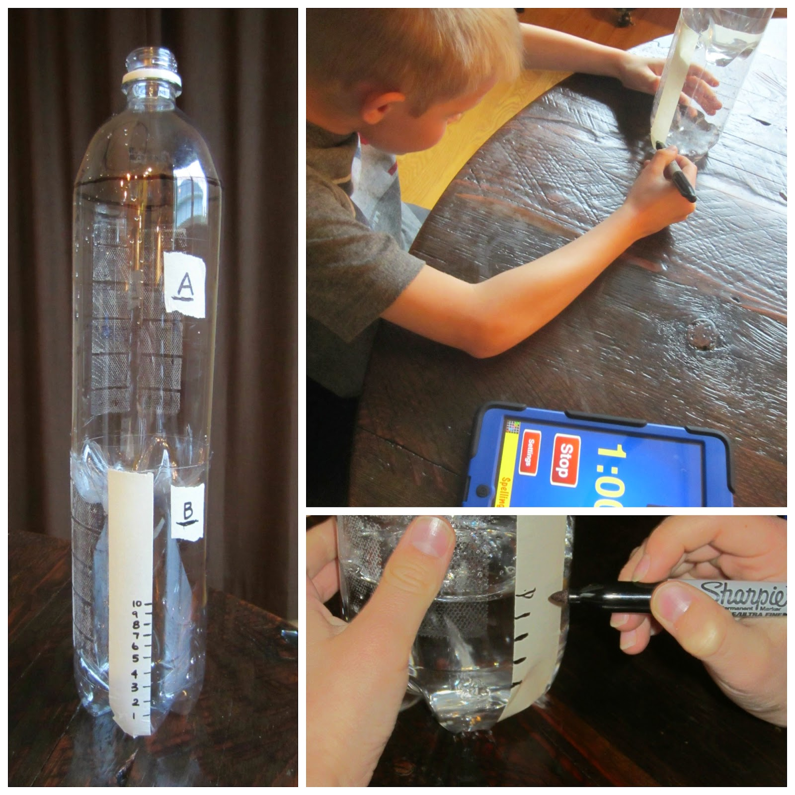 Relentlessly fun deceptively educational how to make a for What can you make out of water bottles