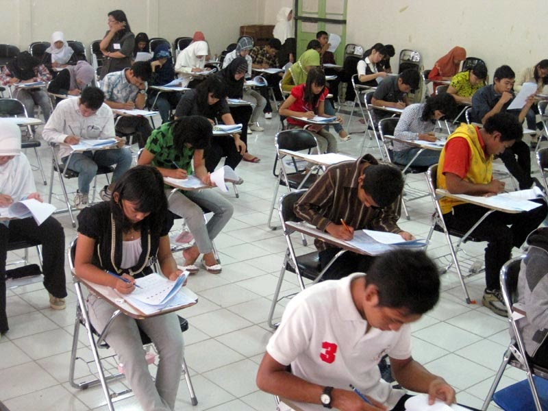 Daftar Passing Grade Universitas di Indonesia 2014