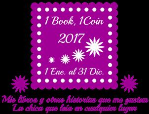 1 BOOK 1 COIN 2017