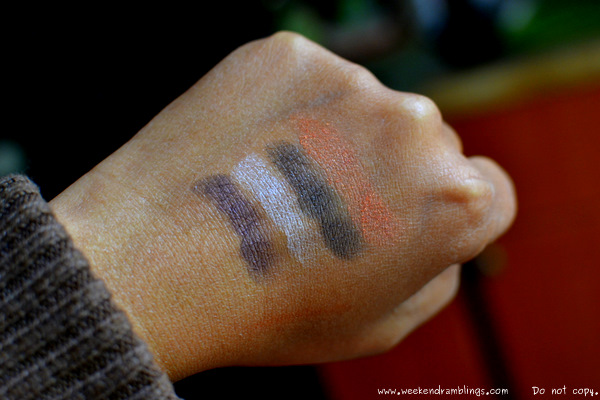 Sephora Pantone Tangerine Tango Color of Year Reviews Swatches fotd eotd makeup blog beauty looks twist