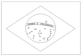 Desenhos Dia da Bandeira