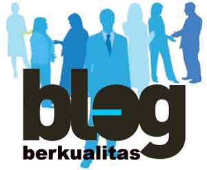 Membuat Blog berkualitas Users Friendly