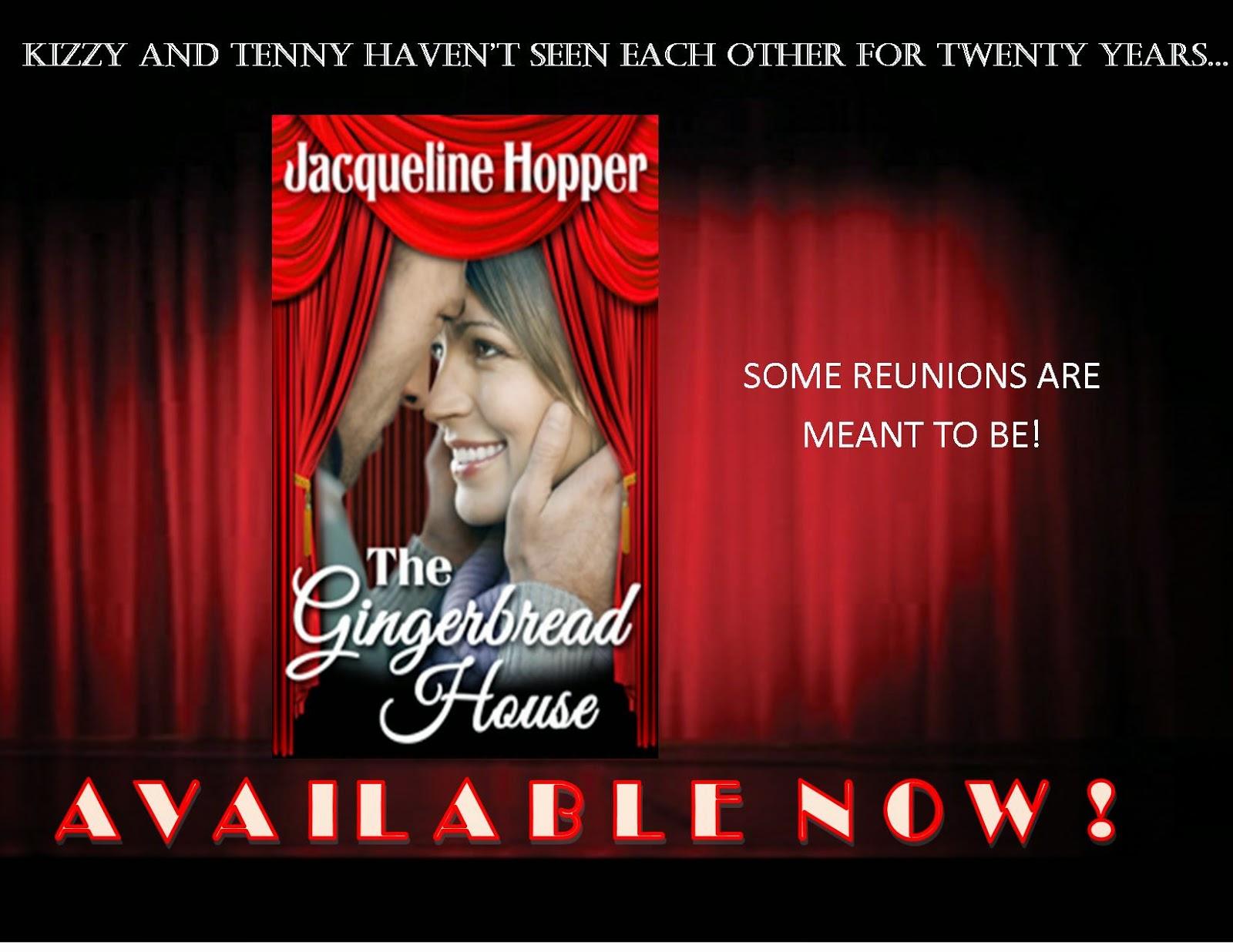 http://www.amazon.com/Gingerbread-House-Jacqueline-Hopper-ebook/dp/B00GBE1U3K/ref=sr_1_1?ie=UTF8&qid=1424657392&sr=8-1&keywords=jacqueline+hopper