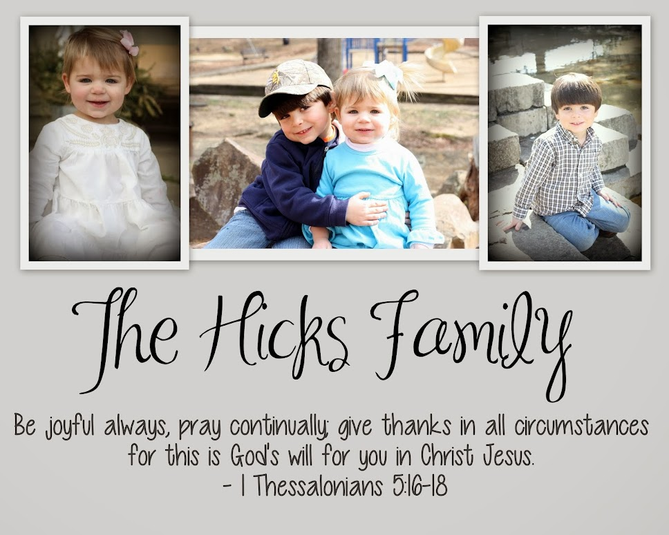 The Hicks Family