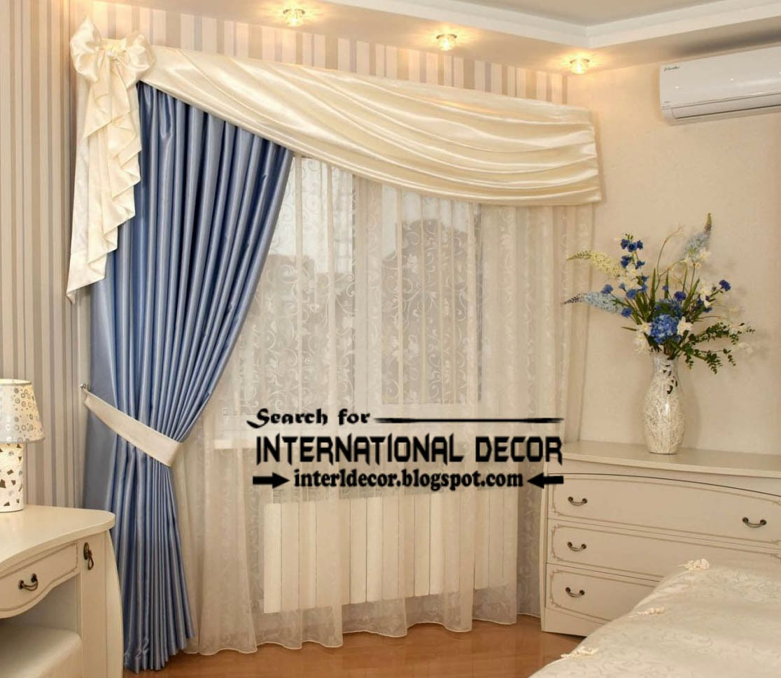 ready made curtains, modern curtain designs, stylish bedroom curtains