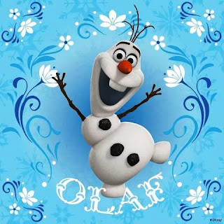 Gambar Olaf Frozen wallpaper